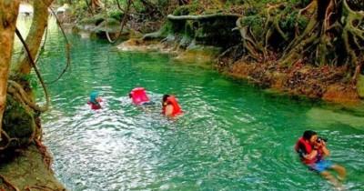 Citumang Pangandaran, Pesona Wisata Air yang Penuh Tantangan