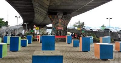 Taman Pasupati, Taman yang Hits di Kota Bandung