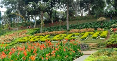 Taman Rekreasi Selecta, Menyaksikan Indahnya Pesona Taman Bunga