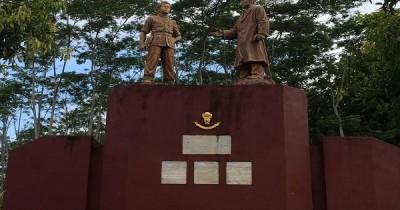 Monumen Tumpak Rinjing, Berwisata Sambil Mengenang Jasa Para Pahlawan