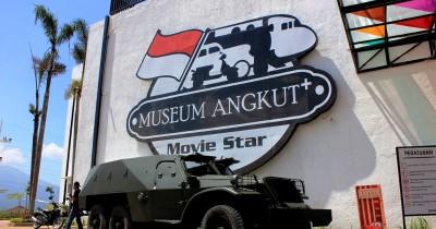 Museum Angkut, Berwisata Sambil Mengenal Sejarah Transportasi di Indonesia
