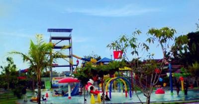 Waterpark Tirtonirmolo, Wisata Air yang Seru dan Menyenangkan di Ngawi