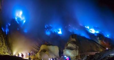 Kawah Ijen dan 'Blue Fire', Pesona yang Sudah Terkenal Sampai ke Mancanegara