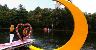 Wisata Telaga Kermata, Menikmati Pesona Telaga Cantik di Madura