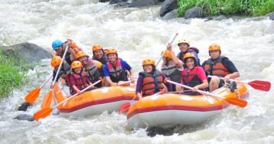 Kasembon Rafting, Berwisata Sambil Bermain Rafting
