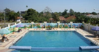 Kolam Renang Tretan, Serunya Wisata Air di Bangkalan