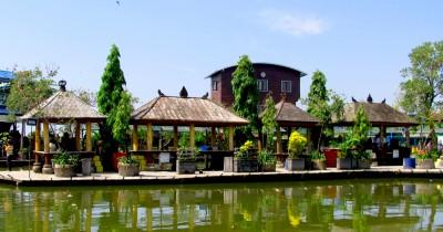 Kolam Pancing Sedati, Berwisata Sambil Memancing Ikan