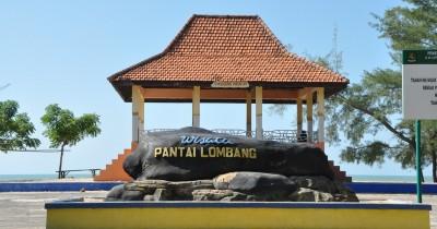 Pantai Lombang, Berwisata di Bawah Asrinya Cemara Udang