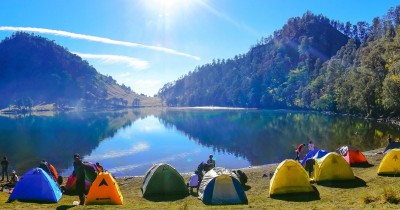 Tempat Wisata Gunung Semeru, Berwisata Sambil Melihat Indahnya Kawah