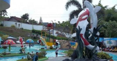Wisata Sumber Udel Water Park, Rekreasi Sambil Bermain Air