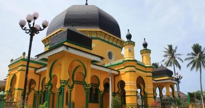 Masjid Al Osmani, Masjid Tua di Tengah Kota Medan yang Mengandung Sejarah