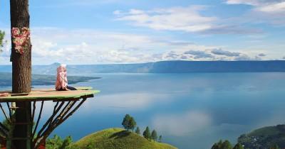 Bukit Indah Simarjunjung, Spot Kece yang Instagrammable di Sumatera Utara untuk Berfoto-foto