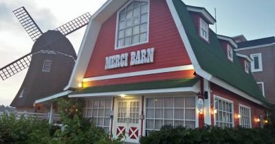 Merci Barn, Spot Foto Sangat Instagrammable dengan Tema Negeri Belanda yang Menarik