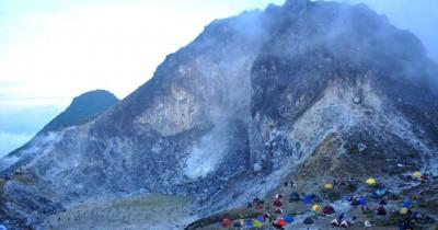Gunung Sibayak, Berwisata Sambil Mendaki Gunung