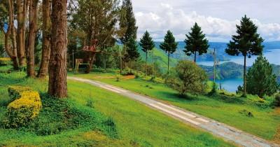 Taman Simalem Resort, Keindahan Resort dengan Pemandangan Danau Toba yang Patut Dikunjungi