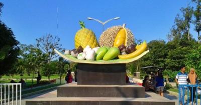 Taman Buah Lubuk Pakam, Menikmati Buah Sepuasnya di Tengah Alam yang Asri