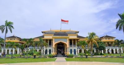 Istana Maimun, Salah Satu Bangunan Kebanggaan Kota Medan dengan Arsitektur yang Menawan