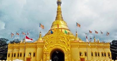 Taman Alam Lumbini, Keindahan Perpaduan Wisata Alam dan Religi di Kabupaten Karo