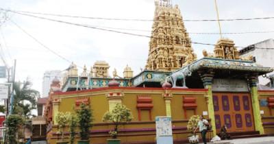 Kampung Keling Madras, Berwisata Sambil Melihat Budaya India