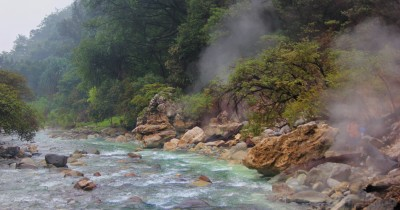 Sungai Dua Rasa, Merasakan Sensasi Unik yang Tidak Terlupakan di Deli Serdang