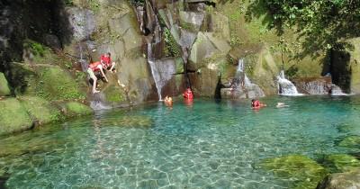 Air Terjun Pelaruga, Keindahan Surga Cantik di Sumatera Utara yang Harus Anda Kunjungi