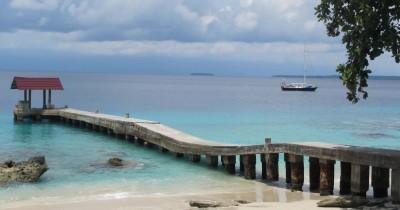 Pulau Asu, Menikmati Nuansa Surga nan Indah dan Cantik di Sumatera Utara