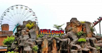 Hillpark Sibolangit, Berwisata Sambil Menikmati Wahana Permainan