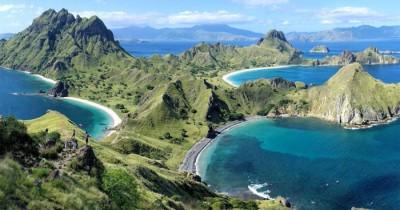 Pulau Padar : Fasilitas, Rute, Jam Buka, Harga Tiket dan Daya Tarik