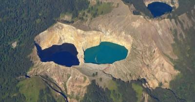 Danau Kelimutu : Fasilitas, Rute, Jam Buka, Harga Tiket dan Daya Tarik