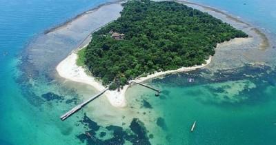 Pulau Panjang : Fasilitas, Rute, Jam Buka, Harga Tiket dan Daya Tarik
