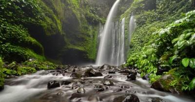 Air Terjun Sendang Gile : Fasilitas, Rute, Jam Buka, Harga Tiket dan Daya Tarik