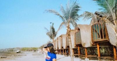 Pantai Mertasari : Tiket Harga Masuk, Foto dan Lokasi