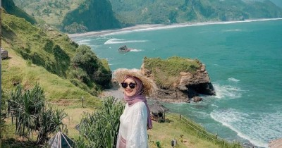 Pantai Menganti : Tiket Harga Masuk, Foto dan Lokasi