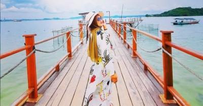 Pantai Mutun : Tiket Harga Masuk, Foto dan Lokasi