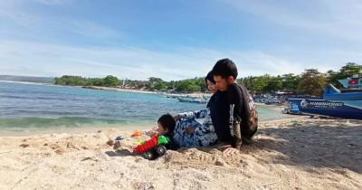 Pantai Rancabuaya : Tiket Harga Masuk, Foto dan Lokasi