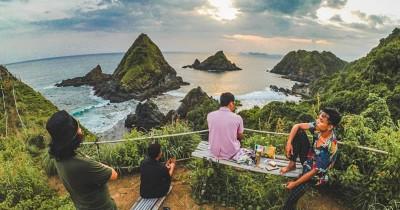 Pantai Telawas : Tiket Harga Masuk, Foto dan Lokasi