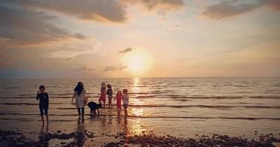 Pantai Tangkisung : Tiket Harga Masuk, Foto dan Lokasi