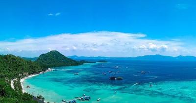 Pantai Sari Ringgung : Tiket Harga Masuk, Foto dan Lokasi
