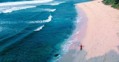 Pantai Sanglen : Tiket Harga Masuk, Foto dan Lokasi