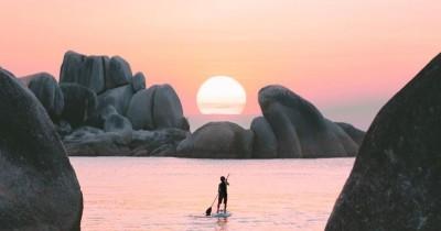 Pantai Tanjung Tinggi : Tiket Harga Masuk, Foto dan Lokasi