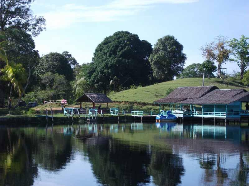Danau Genang Gedong - Tempat Wisata Keren di Aceh Barat