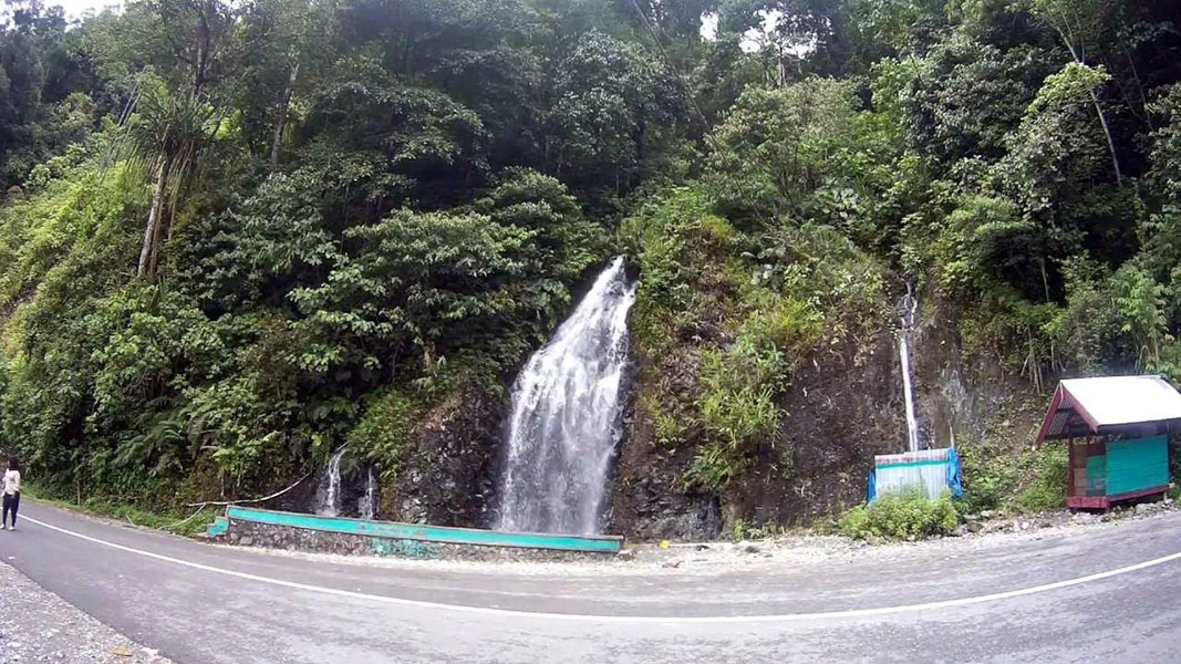 Air Terjun Tangse