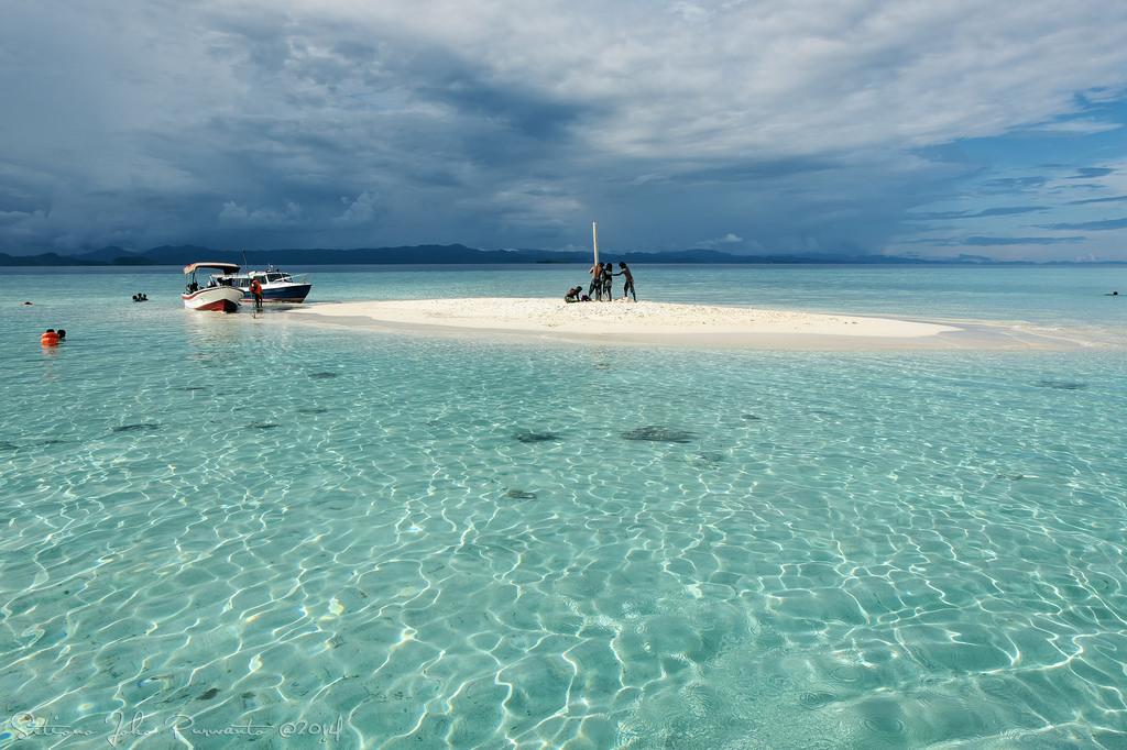 Uniknya Menyusuri Pulau Pasir Tempat Wisata Yang Tak Pernah Sepi Sepanjang Tahun Tempat Me