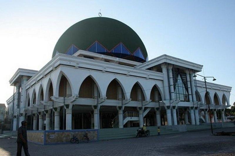 Masjid Agung Sampang Mengenal Salah Satu Masjid Kebanggaan Madura Tempat Me