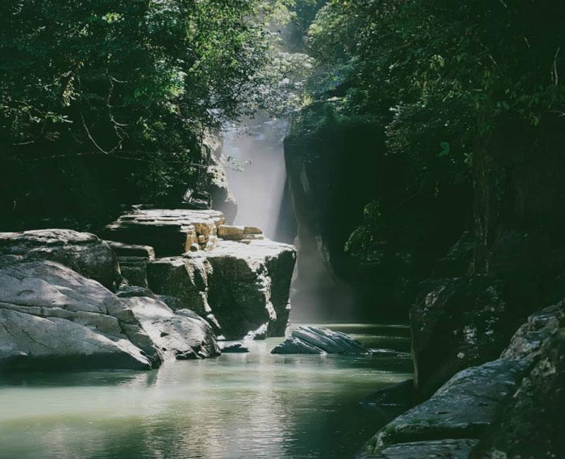 Air Terjun Cunca Wulang